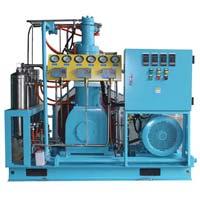 Oxygen Compressor Booster (GOW-15/4-150)