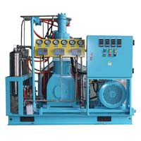 Oxygen Compressor Booster (GOW-25/4-150)