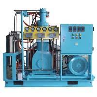 Oxygen Compressor Booster (GOW-30/4-150)