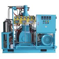 Oxygen Compressor Booster (GOW-40/4-150)