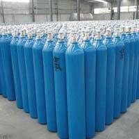 High Pressure Seamless Steel Gas Cylinder