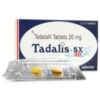 Tadalis Sx 20 Tablets