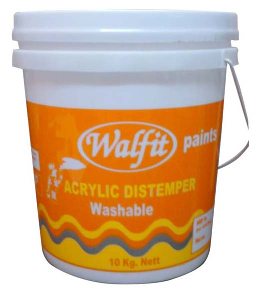 Acrylic Distemper Washable