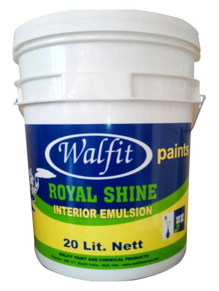 Royal Shine Interior Emulsion