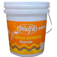 Washable Acrylic Distemper