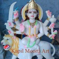 Durga Mata Statue 02