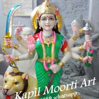 Durga Mata Statue 04