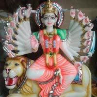 Durga Mata Statue 07