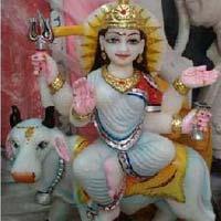 Nav Durga Statues 01