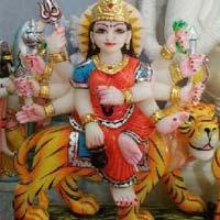 Nav Durga Statues 02