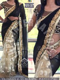 Georgette Saree 38