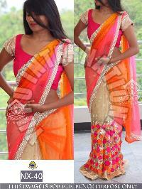Georgette Saree 40