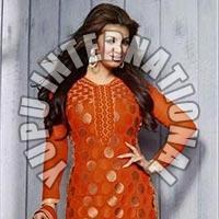 Ayesha Takia Orange Princess