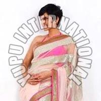Mandira Life Style Cream Saree