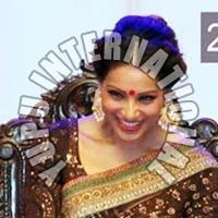 Bipasha Bridal Queen Net Saree