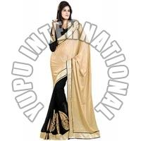 Gold Queen Awesome Designer Saree
