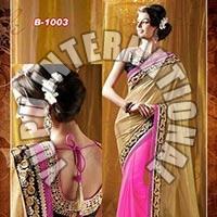 Designer Nakahai Wedding Partywear Saree