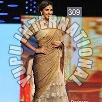 Bollywood Replica Of Parijat Gold Queen