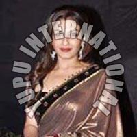 Ravina Gold Coin Super Saree