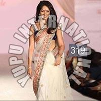 Vidhya Maldev Angel Queen Saree