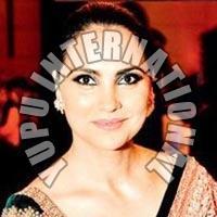 Lara Dutta Fancy Saree