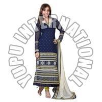 Neha Dark Blue Salwar Suit