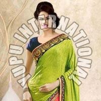 Beautiful Half Half Saree