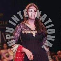 Huma Qureshi Black Queen