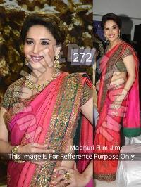 Multi Mirror Sarees (272)