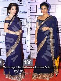 Multi Mirror Sarees (488)