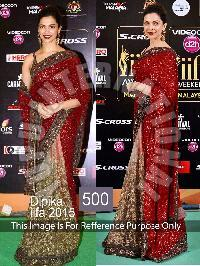 Multi Sequence Designer Sarees (500)