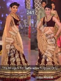 Multi Sequence Lehenga (241)