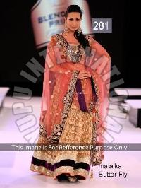 Multi Sequence Lehenga (281)