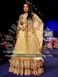 Multi Sequence Lehenga (325)