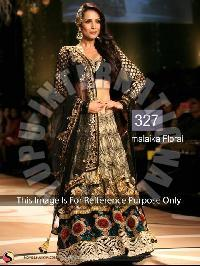 Multi Sequence Lehenga (327)