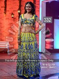 Multi Sequence Lehenga (332)