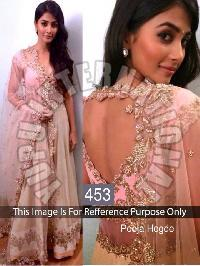 Multi Sequence Lehenga (453)