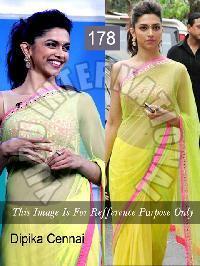 Plain Designer Saree 23