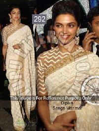 Plain Designer Saree 37