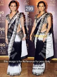 Plain Designer Saree 39
