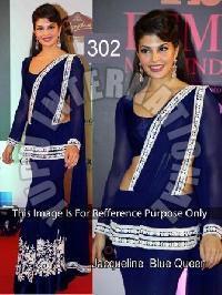 Plain Designer Saree 40