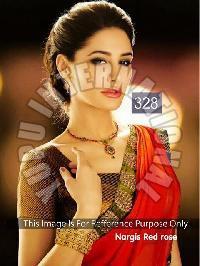 Plain Designer Saree 41