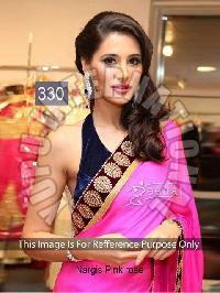 Plain Designer Saree 42
