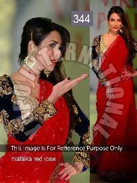 Plain Designer Saree 44