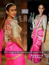 Plain Designer Saree 47