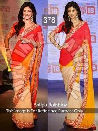 Plain Designer Saree 50