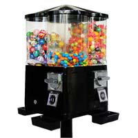 Mini Carousel Station & Candy Vending Machine