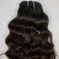 16'' Wavy Machine weft 3.5 ounce