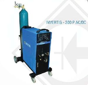 Invertig 300P Tungsten Inert Gas Welding Machine
