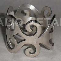 Brass Napkin Ring (AKM-4831)